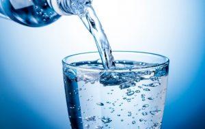 pitný režim a pleť