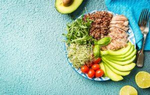imunita - zdravá strava