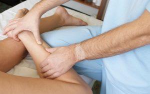 športová masáž
